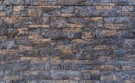 Brown brick wall Texture background.